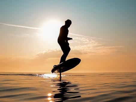 WAYDOO revolutioniert den E-Wassersport