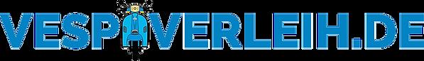 Vespaverleih.de Logo Onlineshop