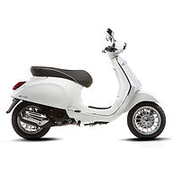 Vespa Sprint for rent @ Vespaverleih.de
