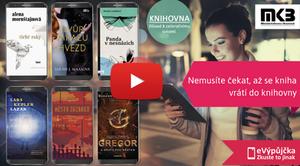 Video-návod na půjčování e-knih