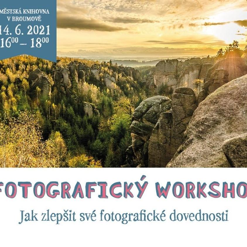 Workshop: Jak zlepšit své fotografické dovednosti