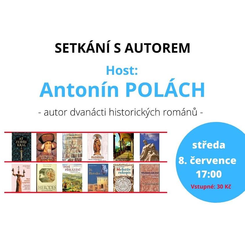 Setkání s autorem A. POLÁCHEM