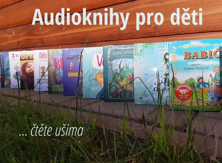 Audioknihy pro děti