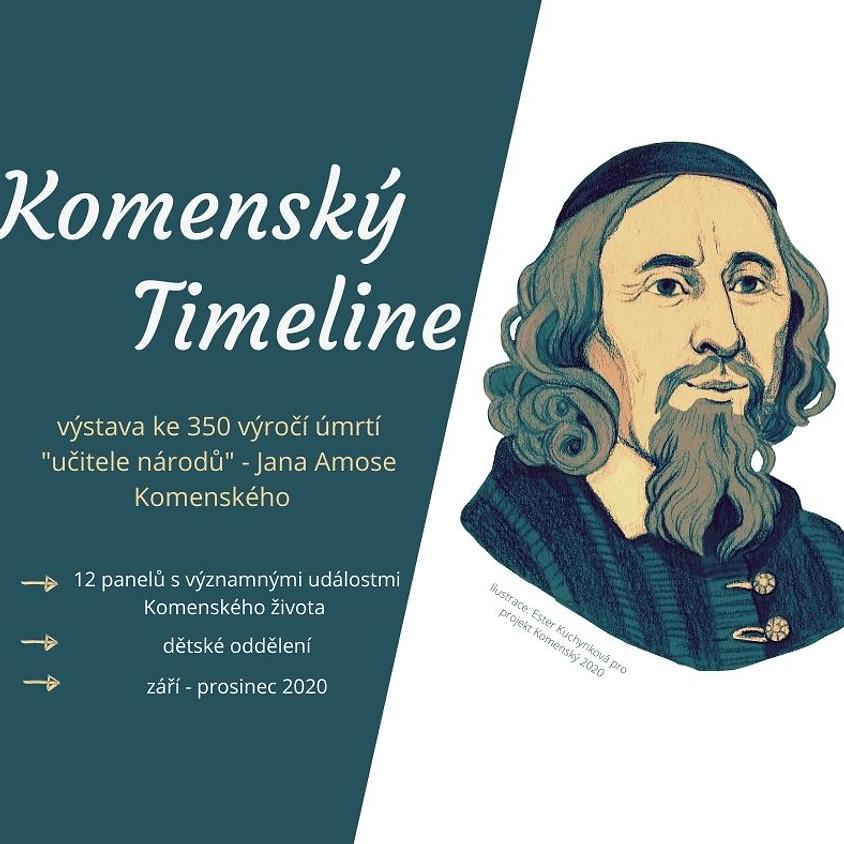 Komenský Timeline