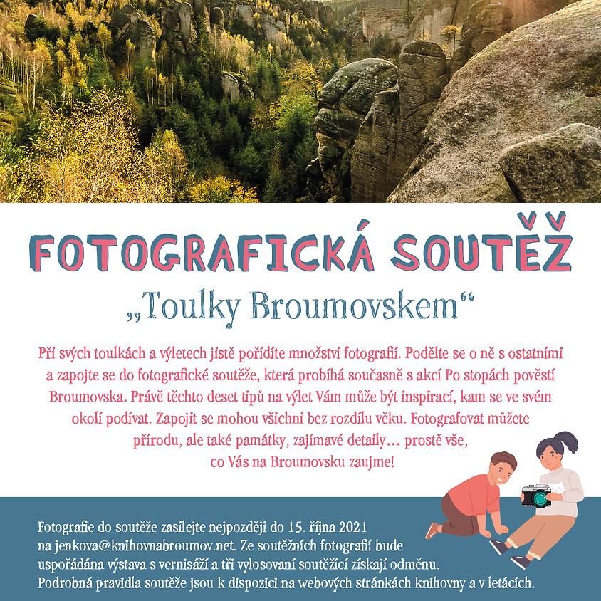 Fotografická soutěž Toulky Broumovskem