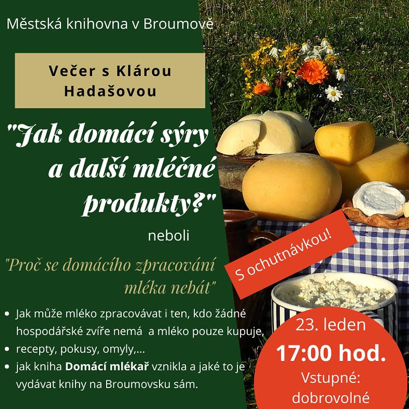 Jak na domácí sýry a další mléčné produkty