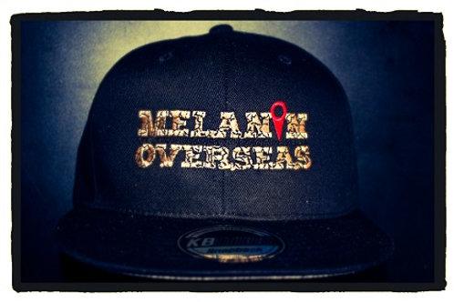 Melanin Overseas Snapback