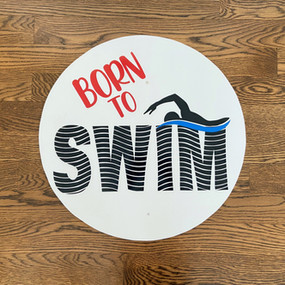 Born to Swim - Large