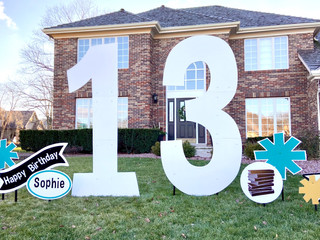 13 with teal, gold, black and specialty accents