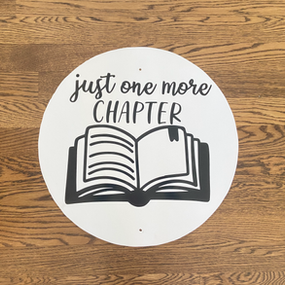 Just One More Chapter - Large