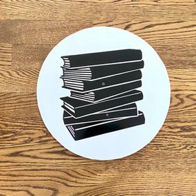 Book Stack - Medium