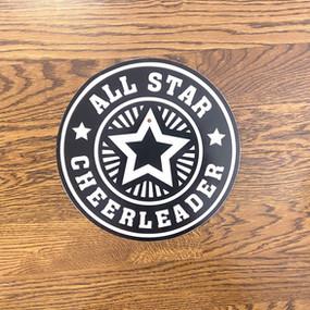 All Star Cheerleader - Small