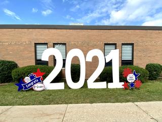 Congrats 2021 Grads