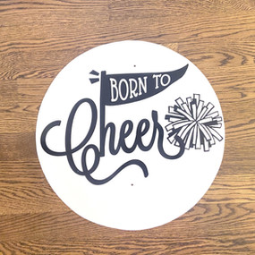 Born to Cheer - Large