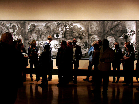 Could Art Galleries Become Obsolete