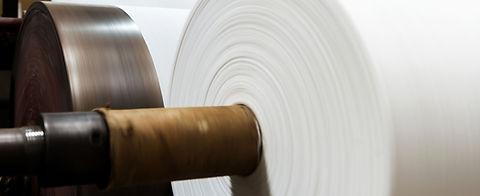 Rollos de papel grandes