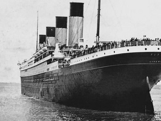 "The Unthinkable Happened To The ""Unsinkable"" Titanic."