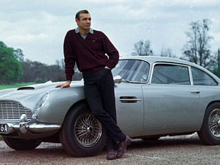 What Happened To James Bond's Company Car?