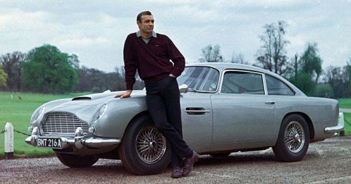 James Bond Aston Martin, staffing agency insurance