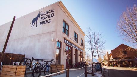 Buena Vista and Black Burro Bikes