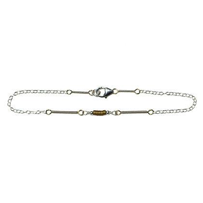 Center Gem Bracelet / Variations Available
