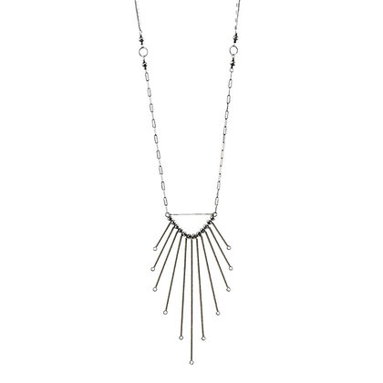 Long Burst Necklace