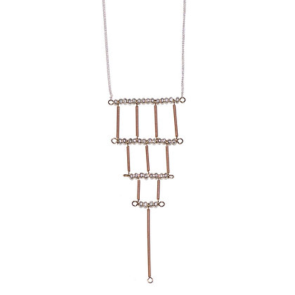 Long Spire Necklace 2