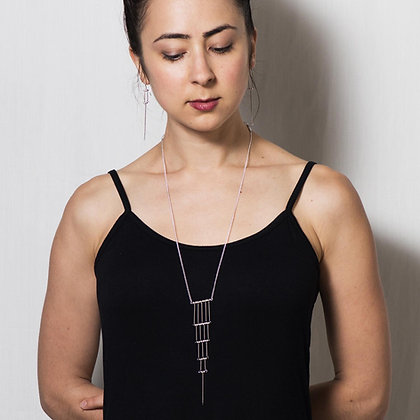 Long Spire Necklace 3