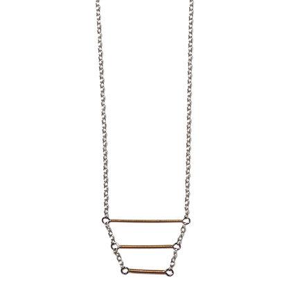 Mini Ladder Necklace