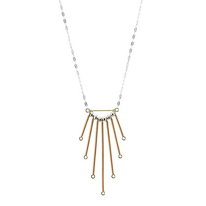 Short Burst Necklace