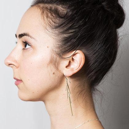 Paradise Pine Earrings
