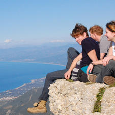 Mountain trails to secluded churches and panoramic views