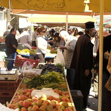 Authentic local markets