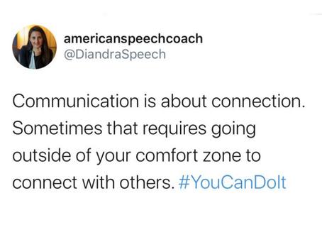 #ProTip : Communication = Connection