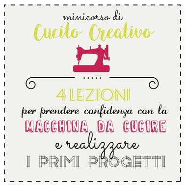 CORSO DI CUCITO PRINCIPIANTI - Sewing with Lizasun