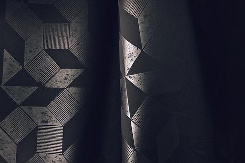 *wallpaper ORIGAMI black