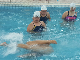 NEW! Synchro Classes for swimmers of all abilities/special needs!