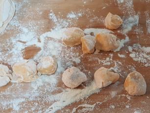Pâte à ravioli chinois maison (Wonton)