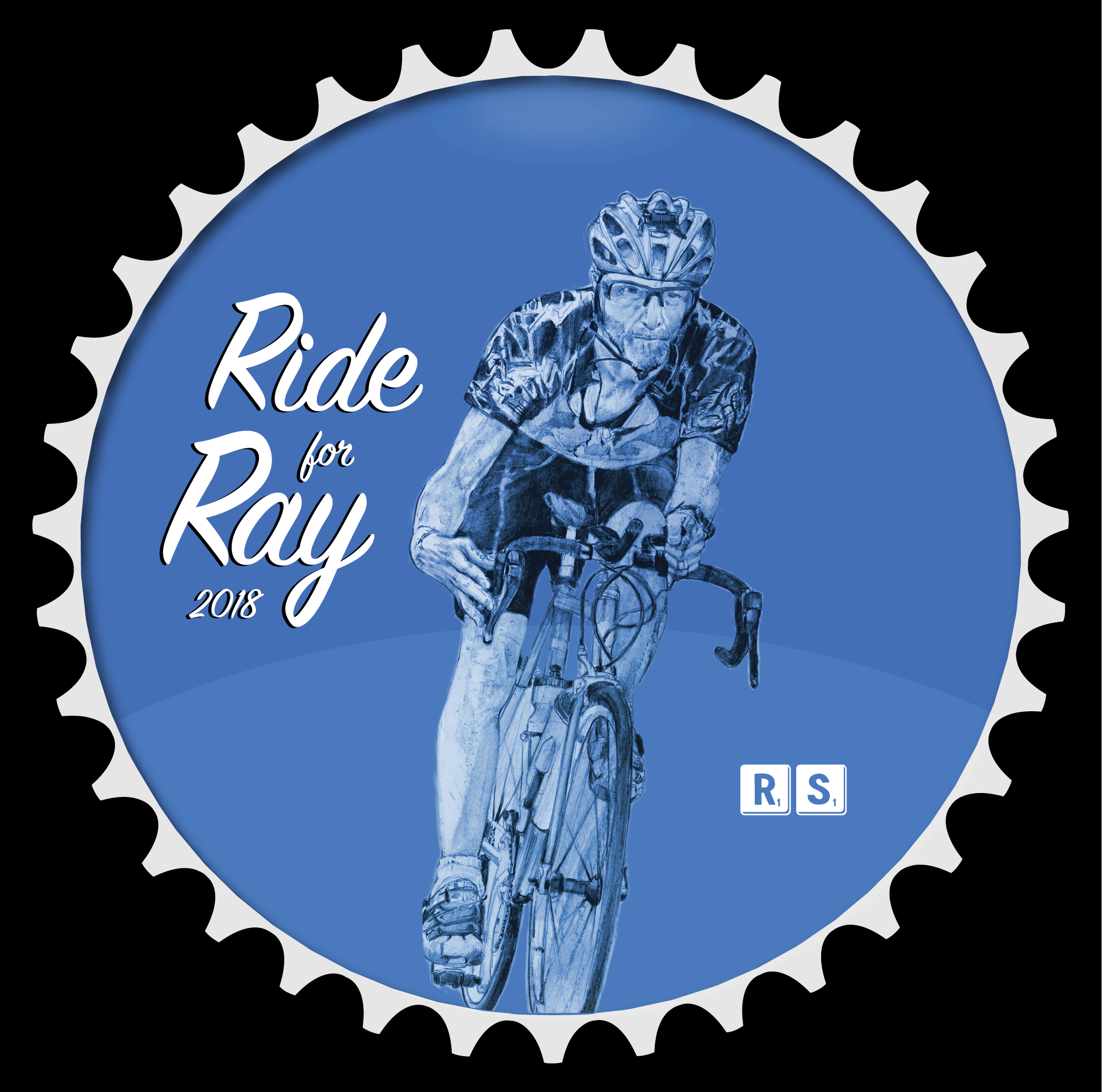 Ride for Ray logo
