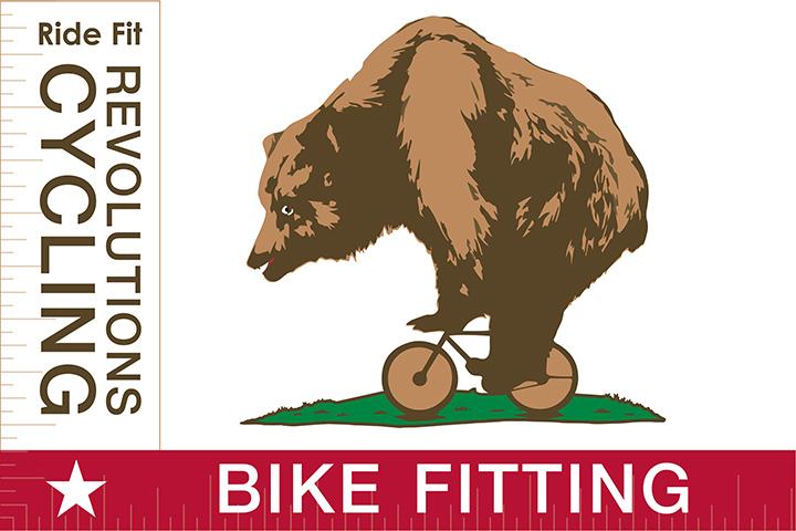 Bike fit sign