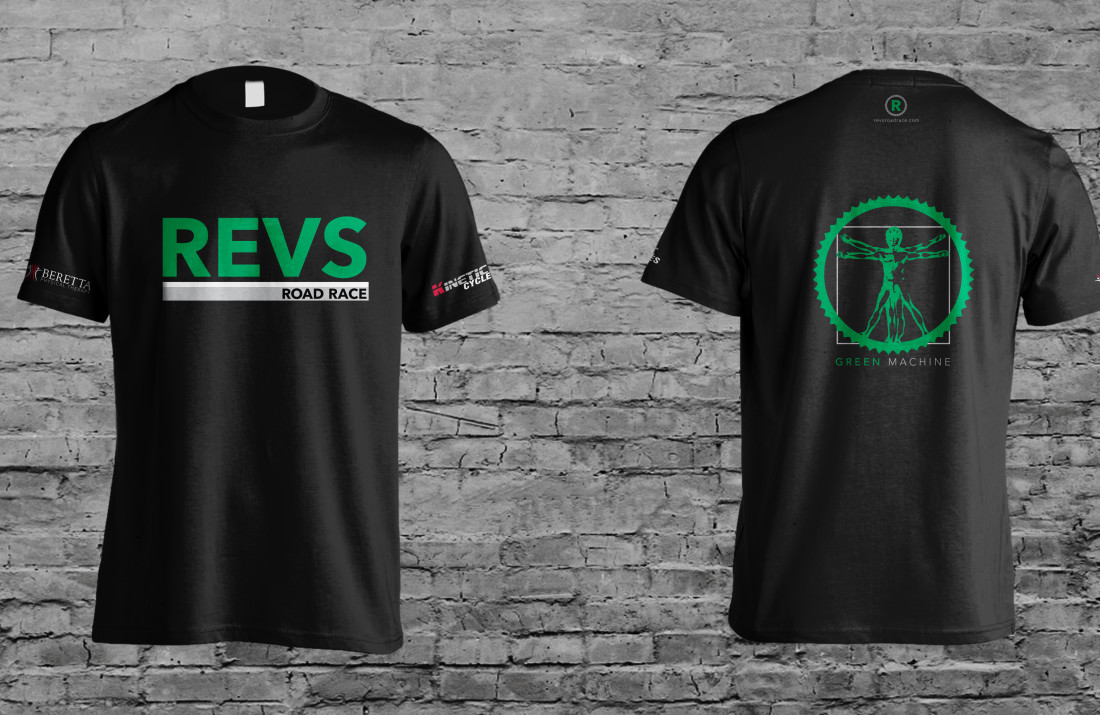 Revs team shirt