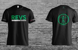 Revs team shirt