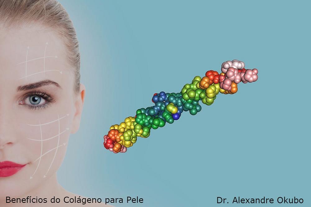 Benefícios do Colágeno para a Pele