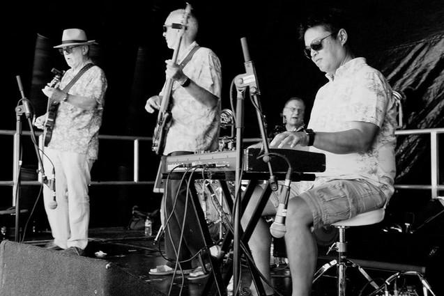 The Pete Harris Blues Band