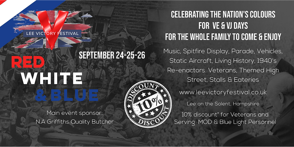 Lee Victory Festival - Online Event Ticket Sales