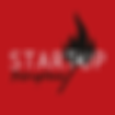 Startup Disruptors - flame logo - square