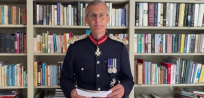 Lord Lieutenant of Hampshire VJ Day speech