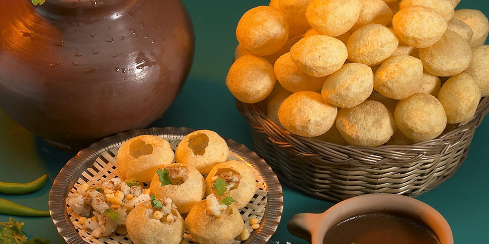 Largest Golgappa Eating Contest in USA - Endless Chaat for $10!