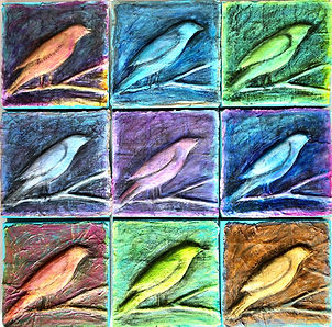 Bird Quilt, plaster.jpg