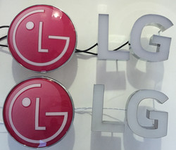LG 3D Logo